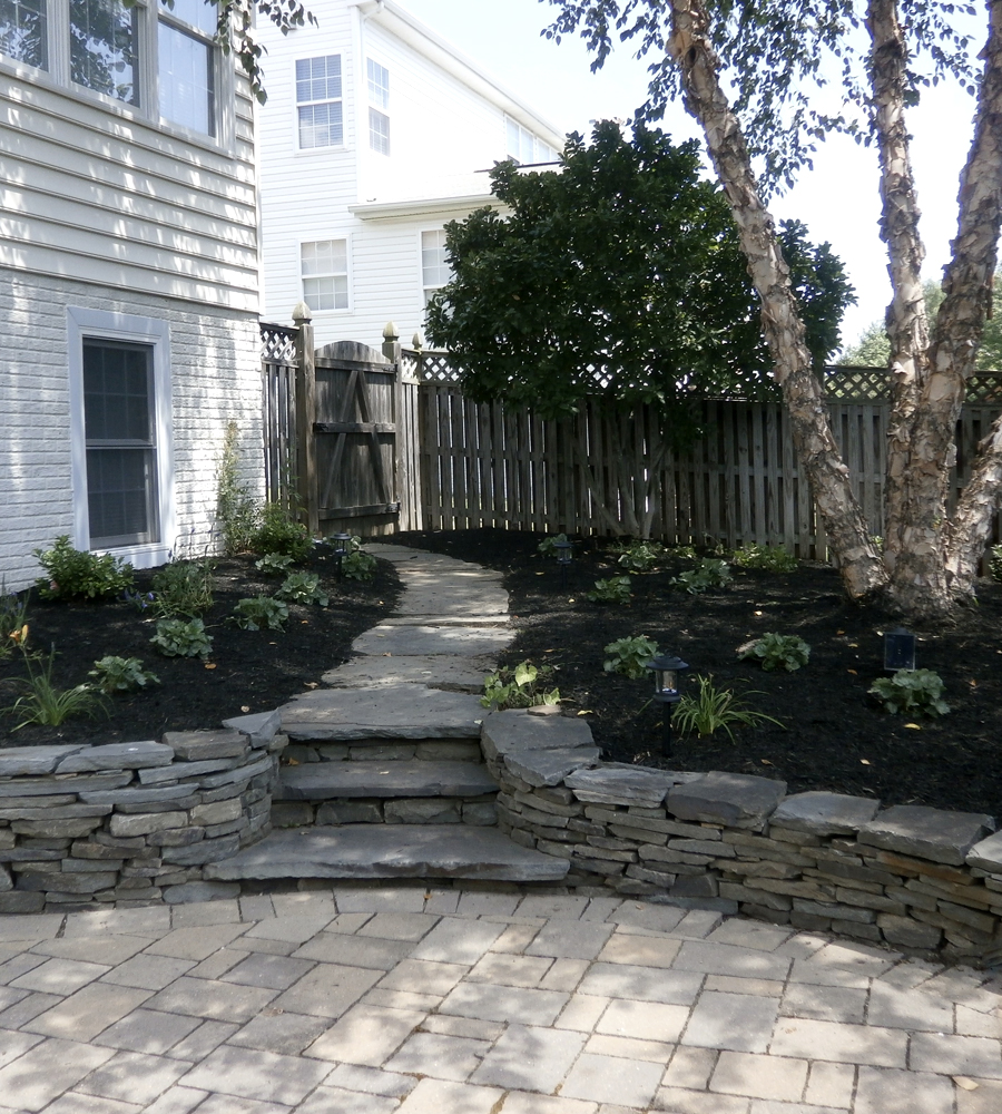 Commercial Stone Work